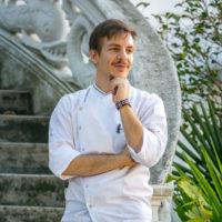 Guido Roncolato, chef di Villa Somis